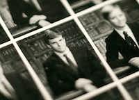 """<p><span style=""""font-size: 1em; background-color: transparent;"""">Richard Spencer in his eighth-grade photo from the St. Mark's School of Texas</span></p>(Vernon Bryant/Staff Photographer)"""