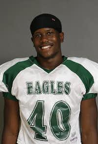Von Miller was a standout player at DeSoto High School. (2006 File Photo/Staff)