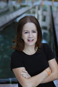 "Lisa Napoli, author <i>of Ray and Joan: The Man Who Made the McDonald's Fortune and the Woman Who Gave It All Away</i>(<p><span style=""font-size: 1em; background-color: transparent;"">Preston Wiles</span><br></p><p></p>)"