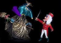 Dallas Children's Theater presents Kathy Burks Theatre of Puppetry Arts puppet production of 'The Nutcracker' Nov. 18-Dec. 21, 2016 at the Rosewood Center for Family Arts, 5938 Skillman St. in Dallas.(Mark Oristano)