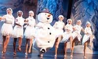 Dallas Summer Musicals will present the cast of 'Broadway Christmas Spectacular' at Fair Park Music Hall Dec. 6-18, 2016.(Ruby King)