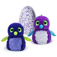 Hatchimals from toymaker Spin Master.