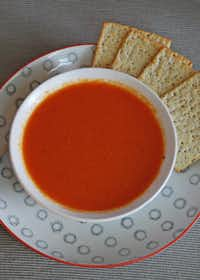 Simple Carrot and Tomato Soup Alicia Ross