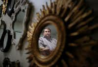 Richard Theiss is the co-owner and co-producer of the Tower Antique Show.(Andy Jacobsohn/Staff Photographer)