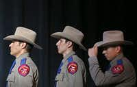 The Texas Department of Public Safety hired scores of new state troopers — largely in the Rio Grande Valley — as part of the state's border security boost. (Jae S. Lee/Staff Photographer)