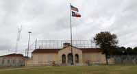 The federal prison in Fort Worth((David Woo/Staff Photographer))