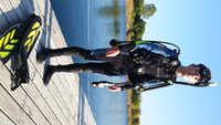 Caleb earned a certification in scuba diving for one of his merit badges.((Biddulph family))