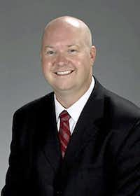 Collin County Commissioner Chris Hill (FILE PHOTO)