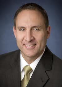 McKinney City Manager Paul Grimes (FILE PHOTO)