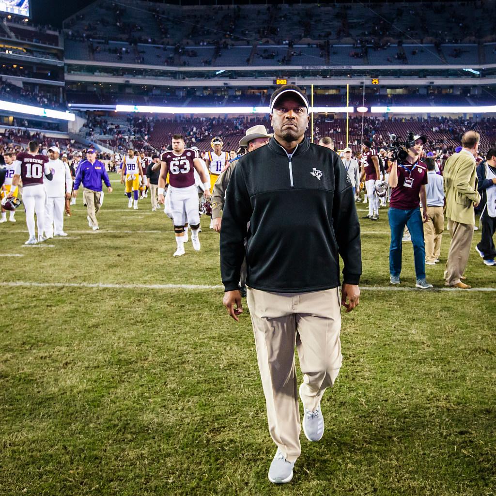 LSU hires Ed Orgeron as new football coach