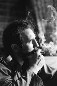 Fidel Castro was interviewed in one of his Havana apartments in 1964.(New York Times)