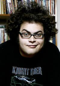 Dustin Ybarra, an alumnus of the Funniest Comic in Texas competition.
