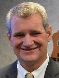 Scott Niven was named the lone finalist for Allen ISD superintendent on Nov. 7, 2016(ALLEN ISD)