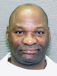 Medical experts say Bobby Moore, who has been on death row for 36 years, is intellectually disabled. On one test, he recorded an IQ score of 59. (Source: Texas Department of Criminal Justice)