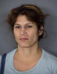 Connie Yanez (Bexar County Jail)