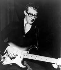 Buddy Holly(DMN file/AP)