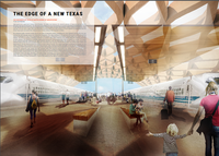 <p>The winning proposal for the urban design prize, by Dana Moore, Nathan Chen, UJ Song, Hannah Williams and Alex Davila of UT-Austin.</p>