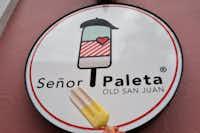 Handmade popsicles from Senor Paleta(Cheryl Collett)
