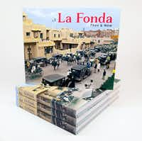 """""""La Fonda Then and Now"""" is loaded with vintage photos, stories and recipes from the Santa Fe hotel."""