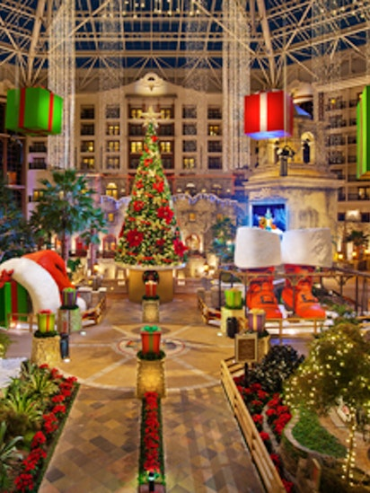 celebrate the holiday season in grapevine the christmas capital of texas