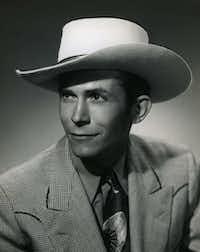 Hank Williams(<p></p><p>(DMN file/AP/Country Music Hall of Fame)</p><br>)