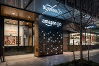 Amazon Go is a convenience store with no lines and no cashiers. This store is being tested by Amazon employees in Seattle. It won't be ready for the public until early next year. This pilot store is located at 2131 7th Avenue in Seattle.(Amazon photo)