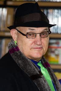 "David Ritz in 2011.(<p><span style=""font-size: 1em; background-color: transparent;"">(DMN file/AP/Charles Sykes)</span><br></p><p></p>)"