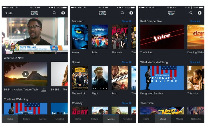 DirecTV Now is almost the streaming service of your dreams -- almost ...