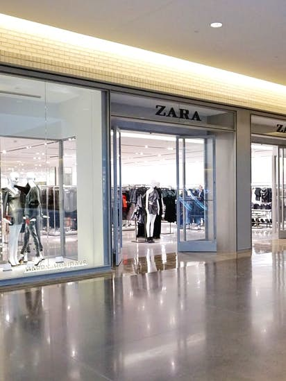 e7175310 Zara opens two-level store in NorthPark Center | Retail | Dallas News
