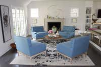 As she worked on the renovation of a historic Dilbeck-designed home, Elaine Williamson-Romero paid careful attention to bringing in pieces from a different era than the home.(<p>(Elaine Romero Designs)</p><p></p>)