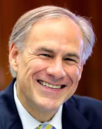Texas Gov. Greg Abbott  (File Photo/The Associated Press)