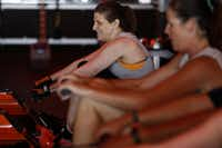 Change up your workout with a rowing machine, perhaps? <div><br></div>(Rose Baca/Staff Photographer)