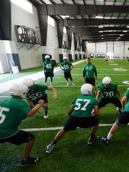 Texas High School Football S Latest Arms Race Multimillion Dollar