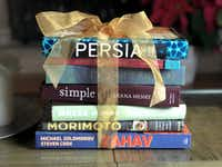 These seven recently published cookbooks make wonderful gifts.((Leslie Brenner/Staff))