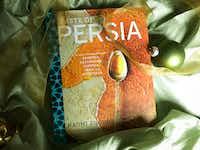 "Naomi Duguid's ""Taste of Persia"" also covers the cooking of Armenia, Azerbaijan, Georgia and Kurdistan(Leslie Brenner/Staff)"