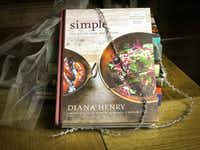 "Award-winning cookbook author Diana Henry's most recent publication is ""Simple: Effortless Food, Big Flavors.""((Leslie Brenner/Staff))"
