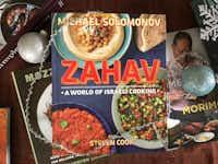 """Michael Solomonov's """"Zahav"""" goes far beyond hummus to inspire and delight.(Leslie Brenner/Staff)"""