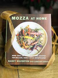 """If you're looking to thrill an Italian-food-loving cook, consider Nancy Silverton's """"Mozza at Home.""""((Leslie Brenner/Staff))"""