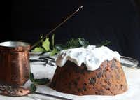 Christmas Pudding((Coryanne Ettiene))