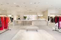 The Rent-The-Runway shop on the fifth floor of the Neiman Marcus store in San Francisco. It opened on Nov. 18, 2016.(Courtesy photo)