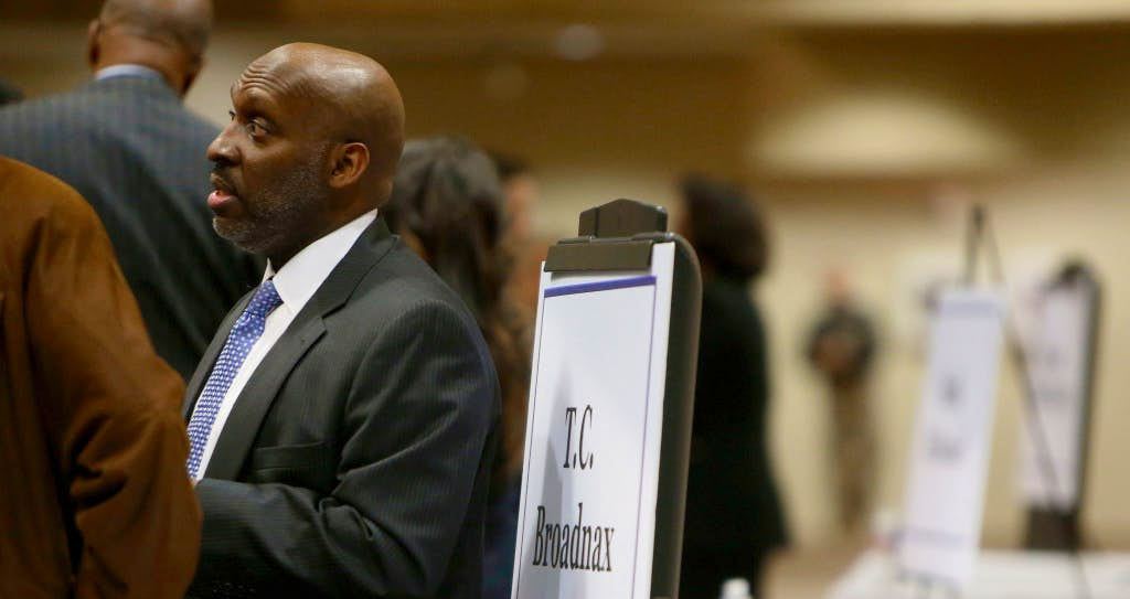 It\'s official: T.C. Broadnax hired as Dallas city manager after ...