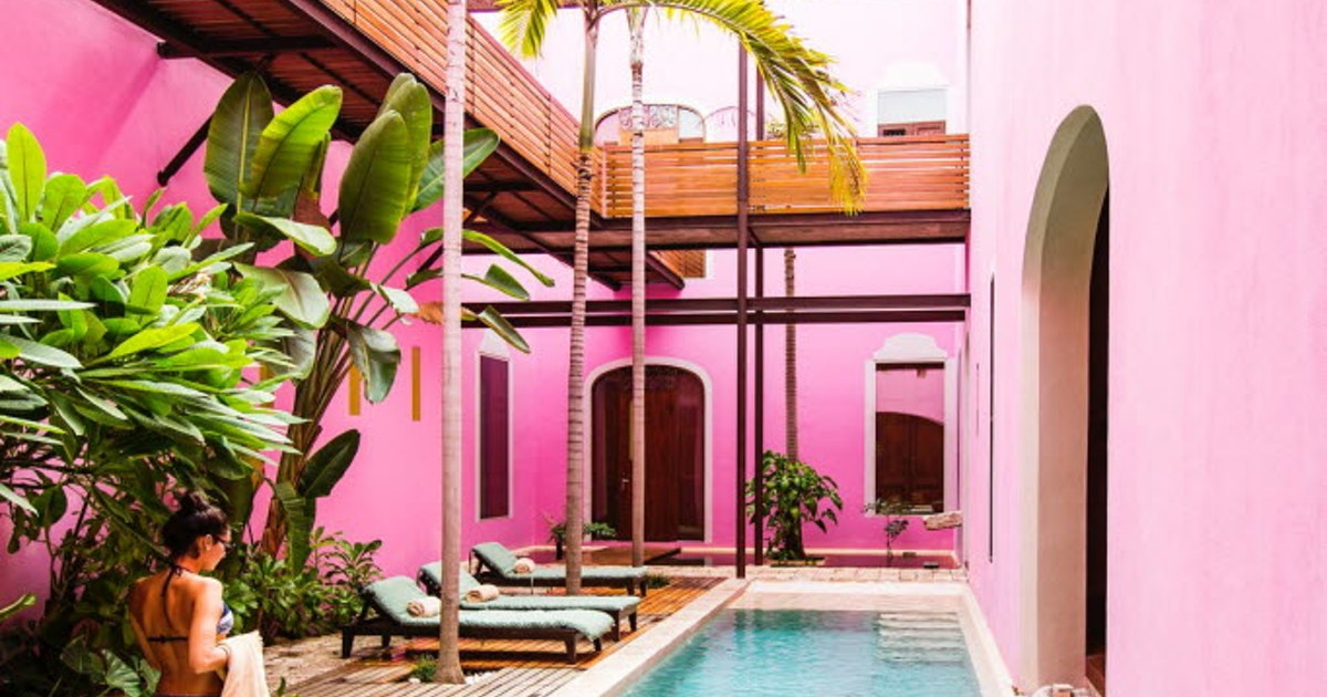 This historical gem of the Yucatán is the antidote to Cancún...