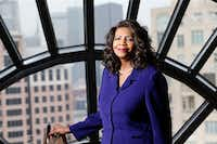 Faith Johnson, the incoming Dallas County district attorney.   (Nathan Hunsinger/The Dallas Morning News)