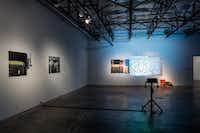 """Brazilian artist Laercio Redondo's """"Past Projects for the Future"""" at Dallas Contemporary((Kevin Todora))"""