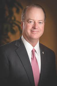 <br>(C. Malcolm Holland, President and CEO of Veritex Community Bank.<div>Courtesy: Veritex Community Bank</div>)