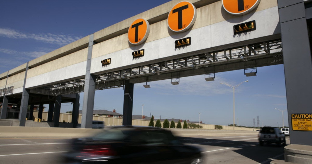 Bankrupt Allen couple sues NTTA for trying to collect