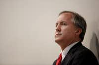 "<p>Texas Attorney General <a name=""firsthit"" id=""firsthit""></a>Ken Paxton</p>((2015 file photo/staff))"