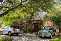 3808 Mockingbird Ln., University Park, July 6, 2016 in Dallas. (Ting Shen/The Dallas Morning News)(Staff Photographer)
