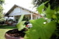 831 N. Barnett Ave. in Dallas, July 6, 2016. (Rose Baca/The Dallas Morning News)