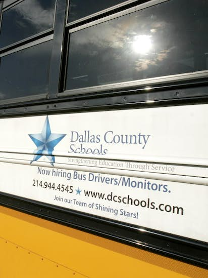 Its Time To Get Rid Of Dallas County Schools Disd Officials Tell